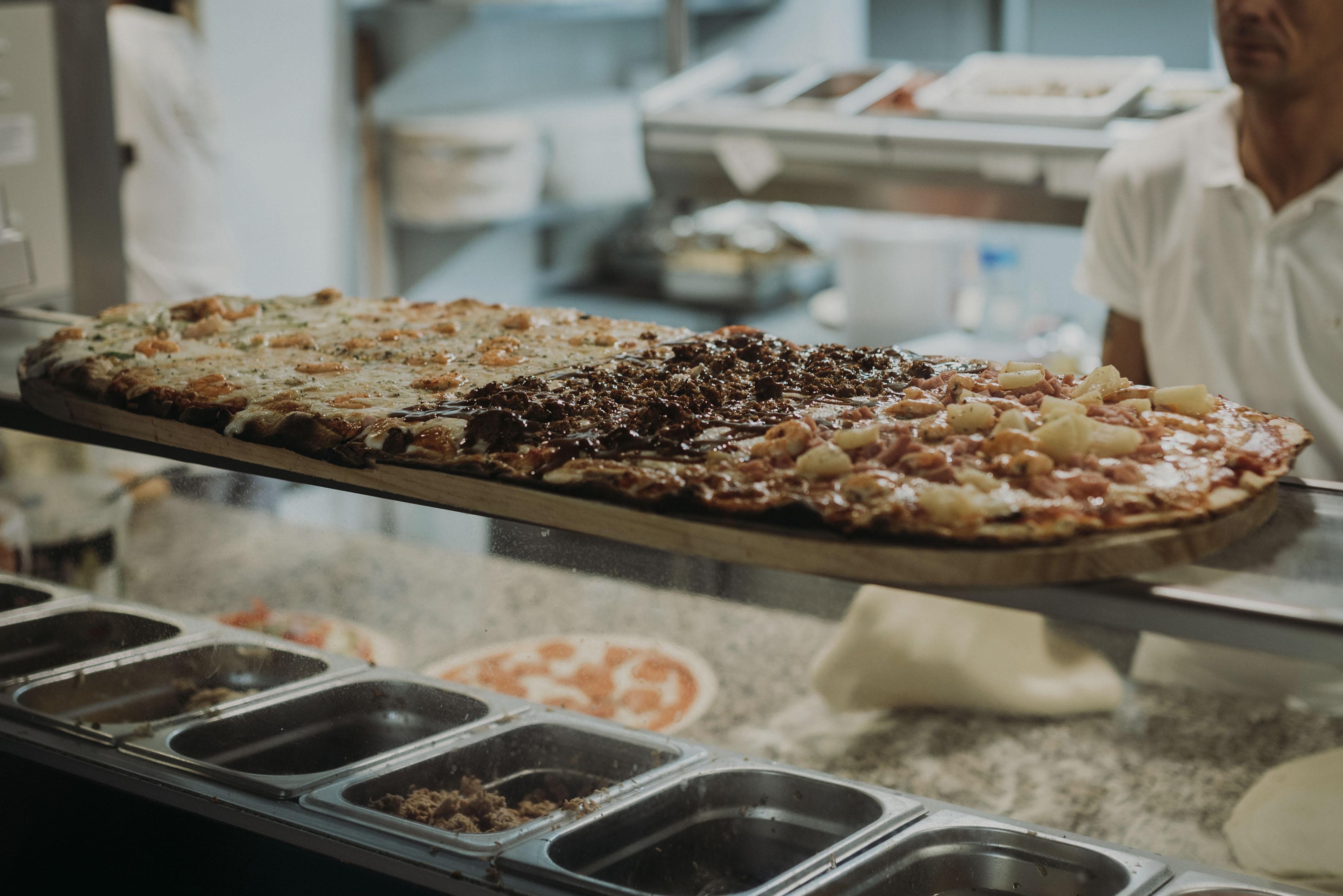 Restaurante y pizzeria la rustica