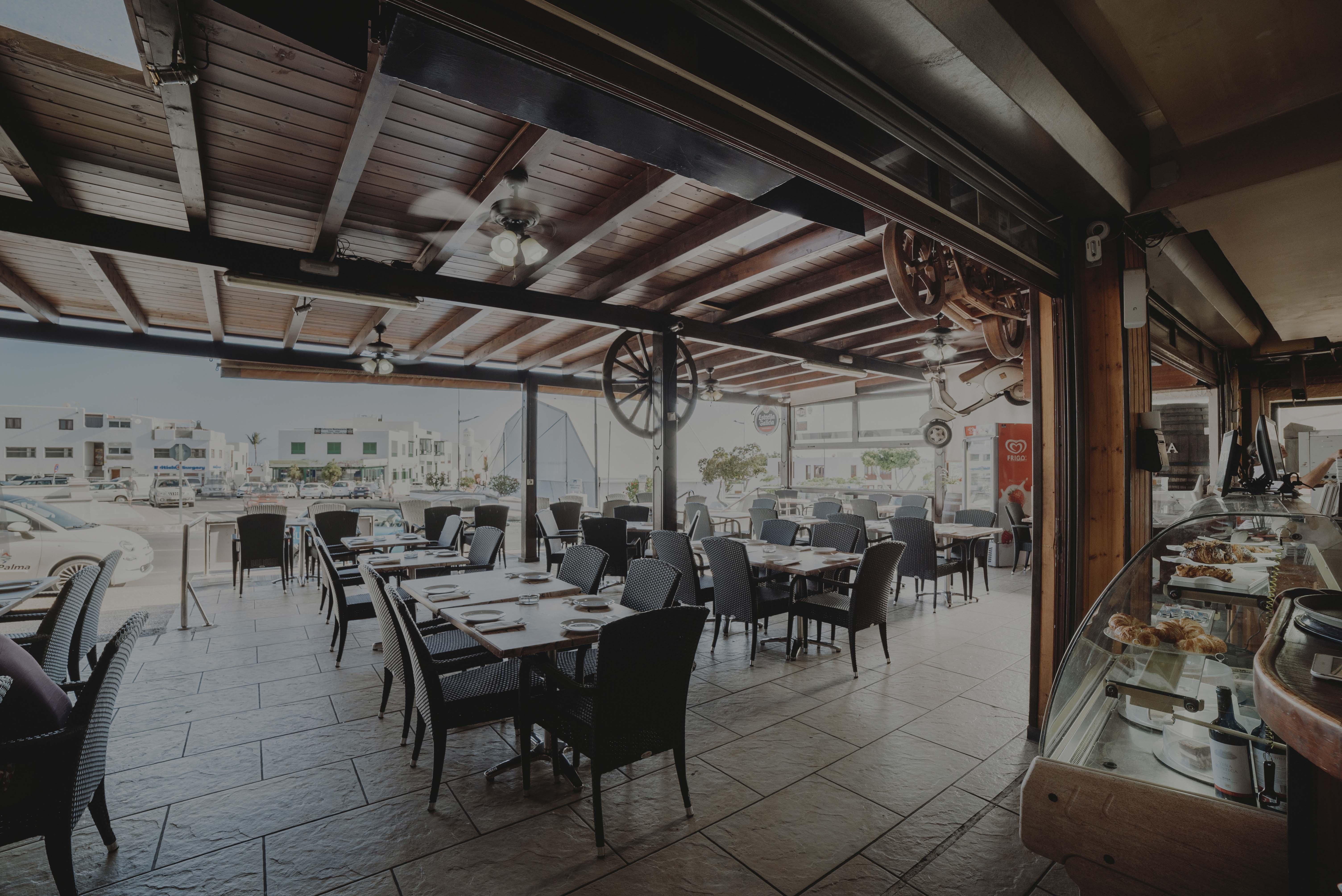 Restaurante y pizzeria la rustica - Servicio a Domicilio
